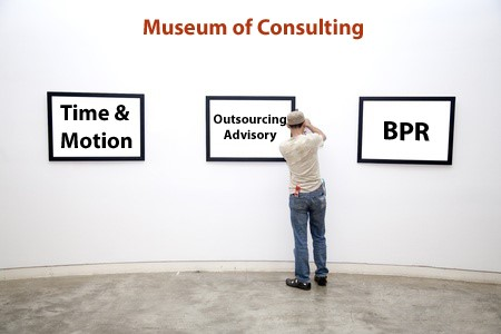Death of Outsourcing Advisory