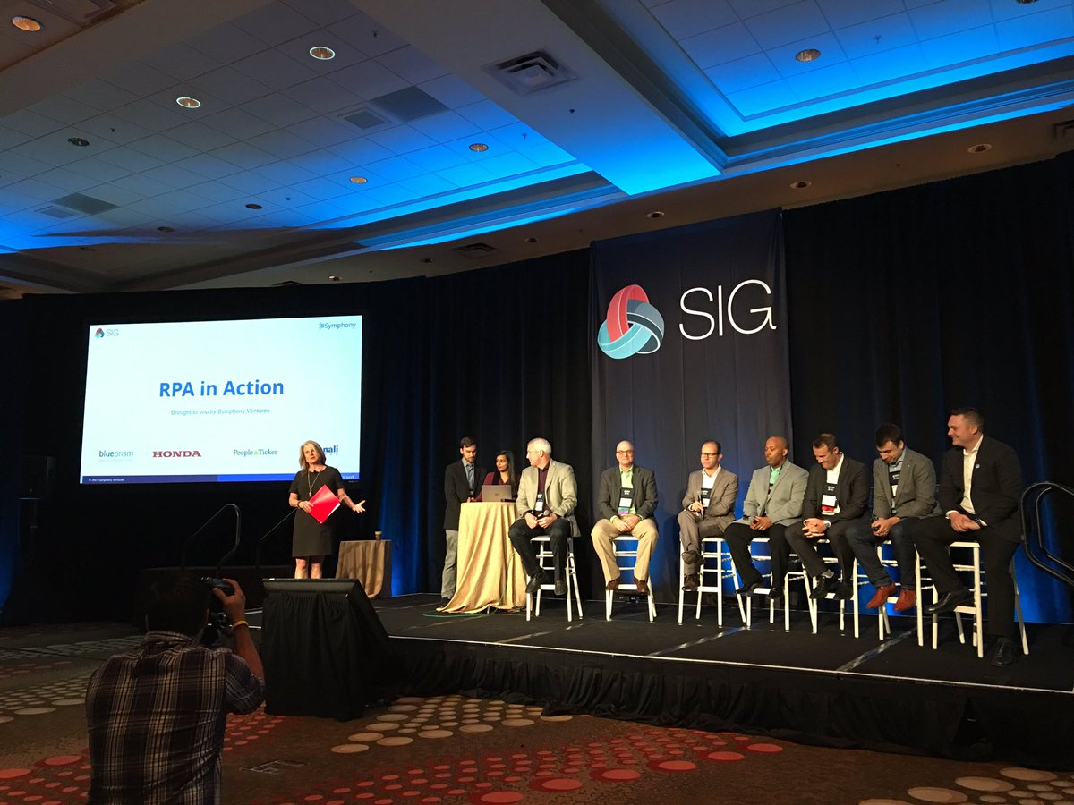SIG Summit Speakers Lined Up