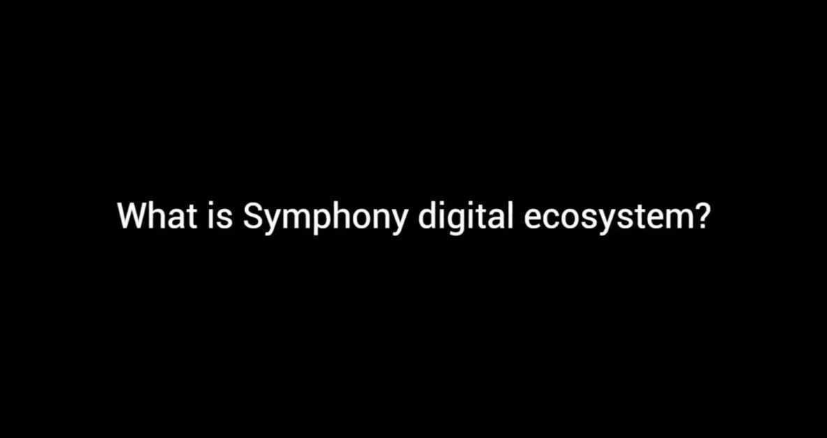 Symphony TV - The Symphony Digital Ecosystem
