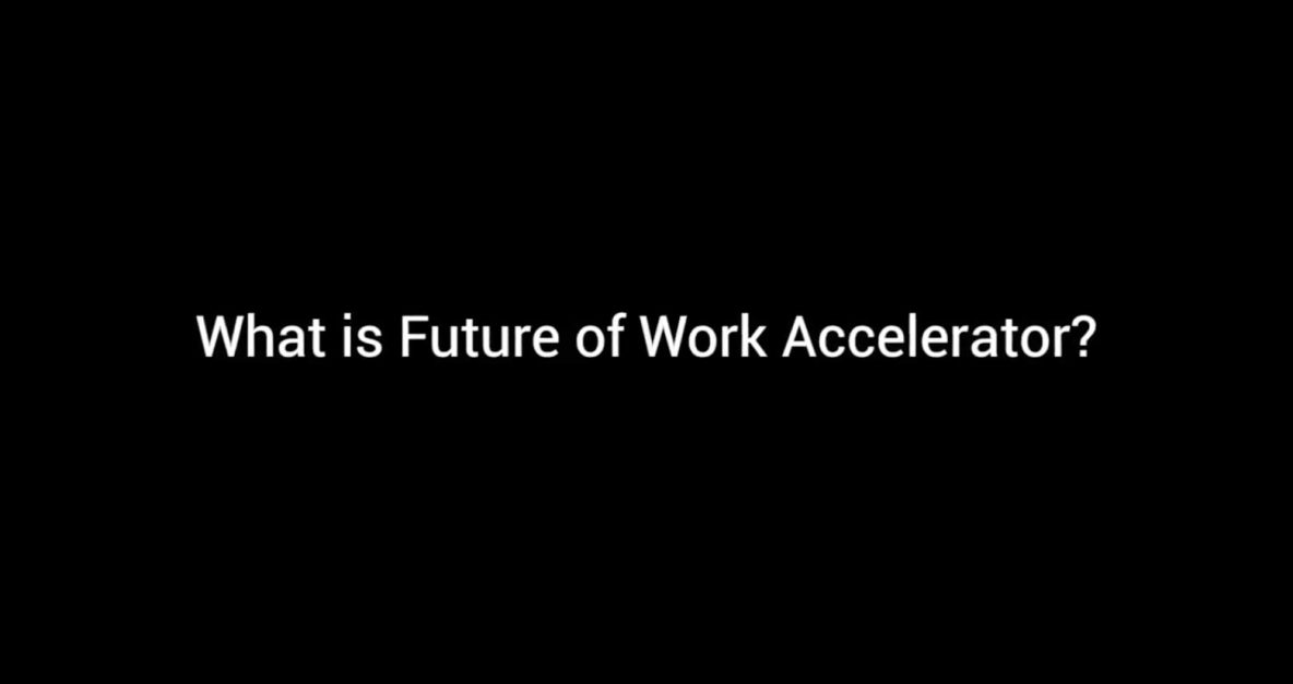 Symphony TV - What is a future of work accelorator