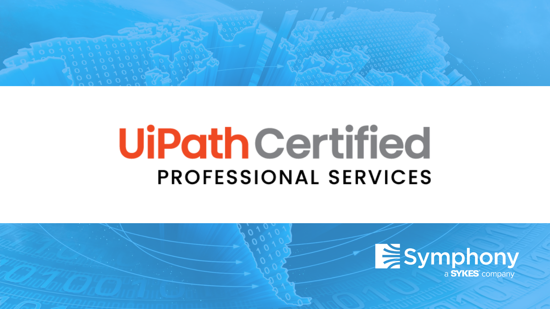 Certified UiPath Service Network Partner